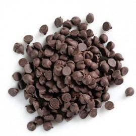 GOUTTES de chocolat NOIR, 200g
