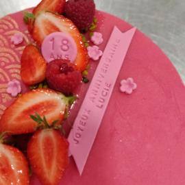 Personnalisation anniversaire