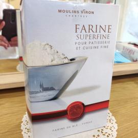 Farine premium pour pâtisserie