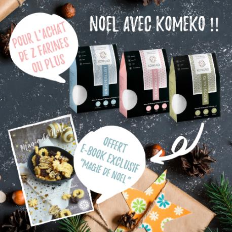 """Promotion"" 2 paquets de Farine KOMEKO"