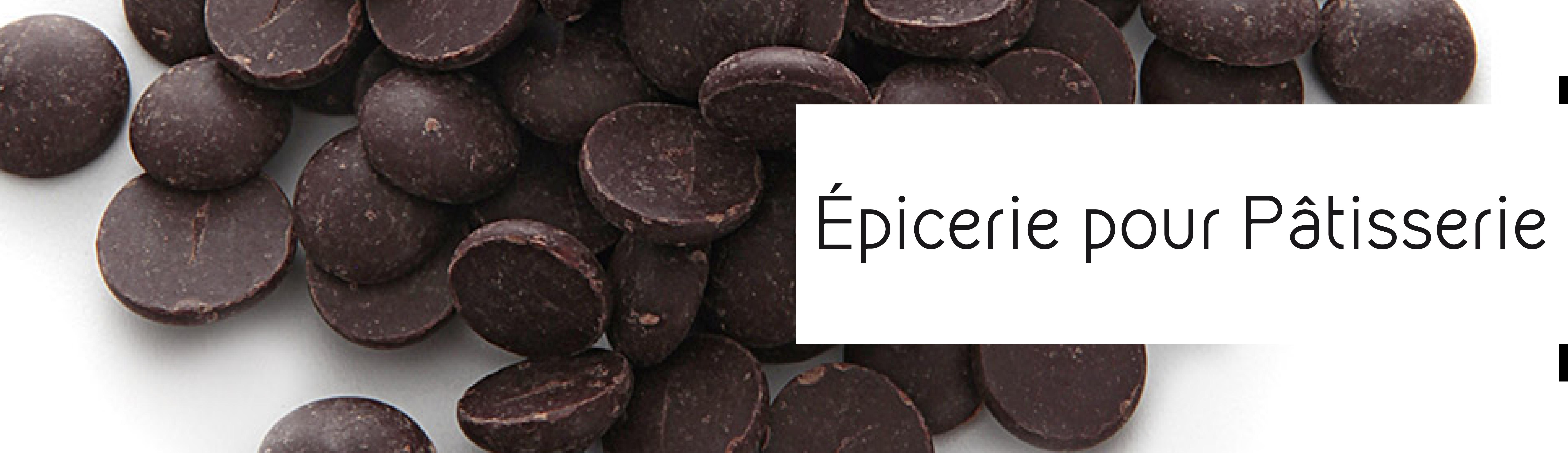 Épicerie pour Pâtisserie -Click and Collect