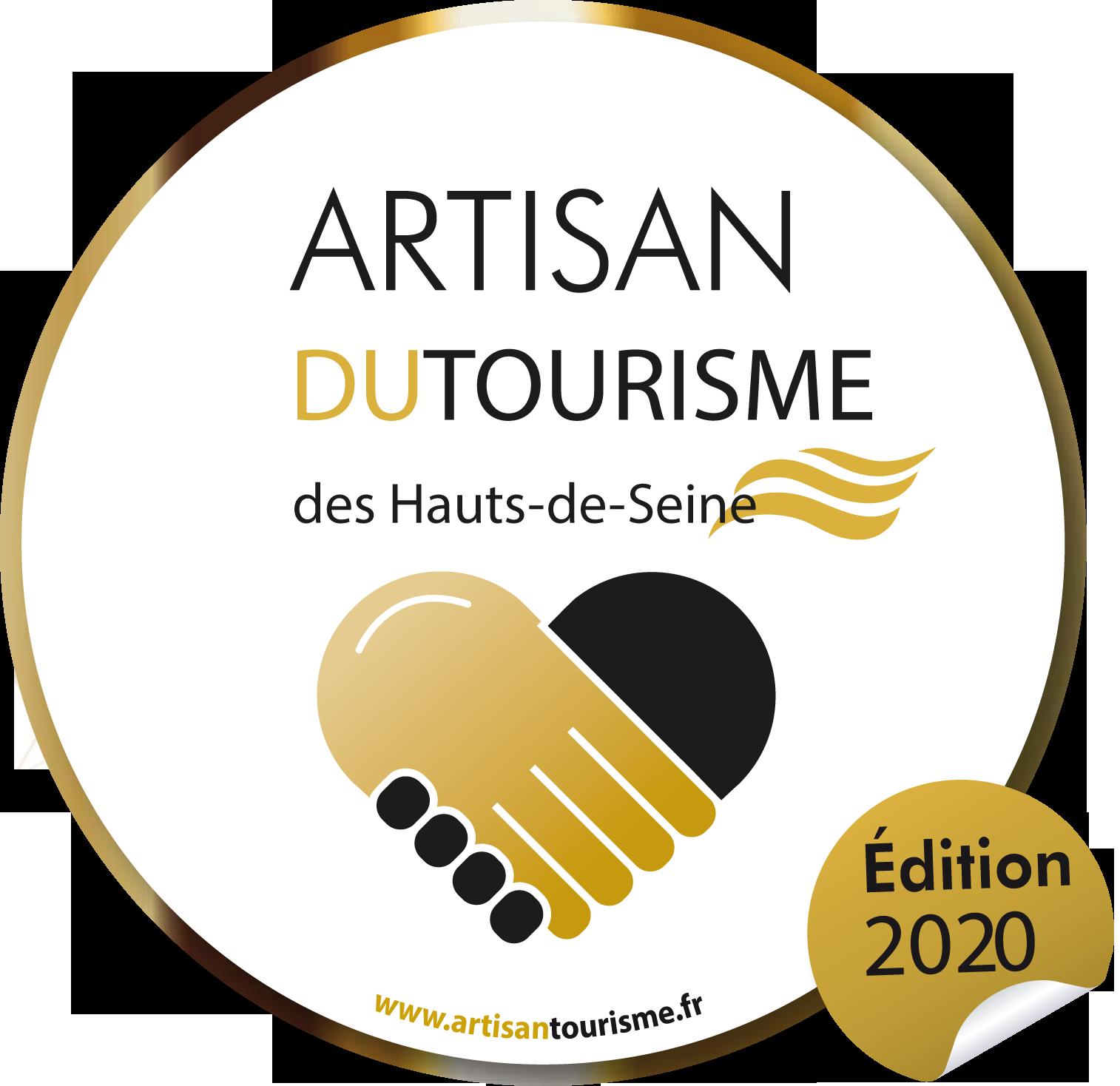 logo artisan du tourisme