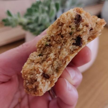Cookies chocolat noisette par 5