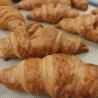 Croissants du week-end au beurre AOP