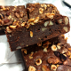 Brownie noisettes et noix pour 2