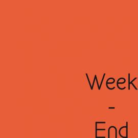 Pâtisseries du week-end - Click & Collect